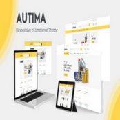 قالب Autima برای وردپرس
