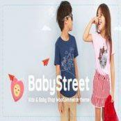 قالب BabyStreet – قالب فروشگاه لوازم کودک برای وردپرس