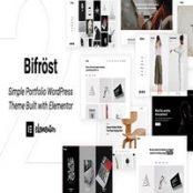قالب Bifrost برای وردپرس