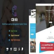 قالب CBKit – قالب سایت آموزشی وردپرس