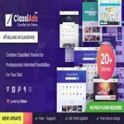 قالب Classiads راستچین – قالب آگهی و نیازمندی وردپرس