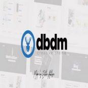 قالب Dubidam – قالب نمونه کار تک صفحه وردپرس
