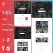 قالب دایرکتوری وردپرس Findgo