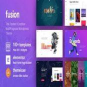قالب Fusion برای وردپرس