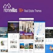 قالب Home Villas – قالب املاک وردپرس