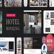 قالب Hotel Booking قالب رزرو هتل وردپرس