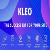 قالب KLEO برای وردپرس