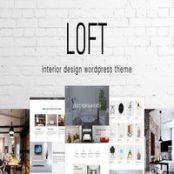 قالب Loft – قالب طراحی داخلی و معماری وردپرس