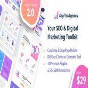قالب SEO WP – قالب سئو و بازاریابی وردپرس