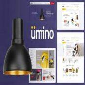 قالب Umino – قالب فروشگاه لوازم خانگی و دکوراسیون داخلی