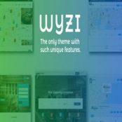 قالب Wyzi – Social Business Finder WordPress Theme