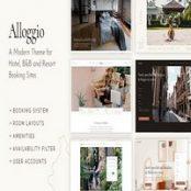 قالب Alloggio برای وردپرس