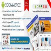 اپلیکیشن Android Ecommerce