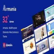 قالب Armania راست چین برای وردپرس