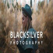 قالب عکاسی Blacksilver برای وردپرس