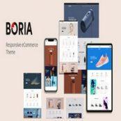 قالب Boria برای وردپرس