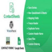 افزونه ContactSheets برای فرم تماس ۷