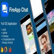 اپلیکیشن FireApp Chat IOS