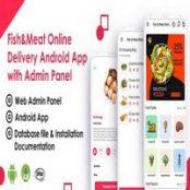 اپلیکیشن اندروید Fish And Meat Online Delivery