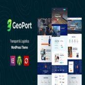 قالب Geoport برای وردپرس