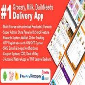 اپلیکیشن Grocery and Vegetable Delivery