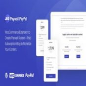 افزونه Jeg Paywall PayPal برای وردپرس