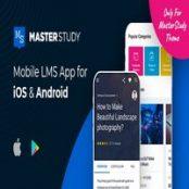 اپلیکیشن فلاتر MasterStudy LMS