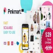قالب Pinkmart راست چین برای وردپرس