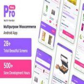 اپلیکیشن ProShop Multi Vendor