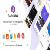اپلکیشن RocketWeb برای iOS
