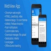 اپلیکیشن Universal Android WebView App
