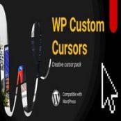 افزونه WP Custom Cursors برای وردپرس