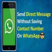 اپلیکیشن WhatsApp Direct Message برای اندروید