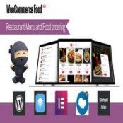 افزونه WooCommerce Food برای وردپرس