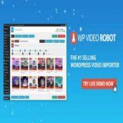 افزونه WP Video Robot