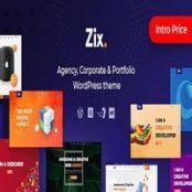 قالب Zix برای وردپرس راست چین