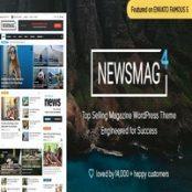 قالب Newsmag – قالب خبری وردپرس
