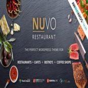 قالب NUVO کافی شاپ و رستوران وردپرس