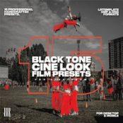 پریست لایتروم ۱۵ Black Tone Cine Look Film Presets