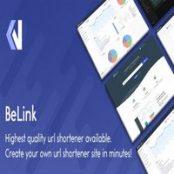 اسکریپت کوتاه کننده لینک BeLink