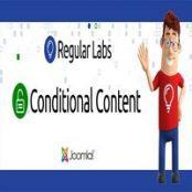 دانلود Conditional Content Pro برای جوملا