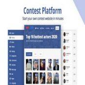 اسکریپت Contest Platform