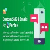 دانلود Custom SMS & Email Notifications برای پرفکس