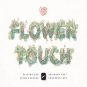 مجموعه براش پروکریت Flower Touch