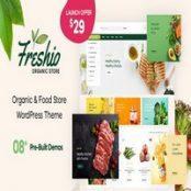 قالب Freshio برای وردپرس