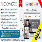 اسکریپت فروشگاهی Laravel Ecommerce