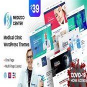 قالب Medizco برای وردپرس