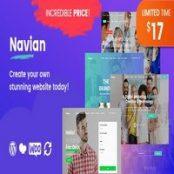 قالب Navian برای وردپرس