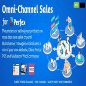 ادآن Omni Channel Sales برای پرفکس