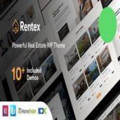 قالب Rentex برای وردپرس